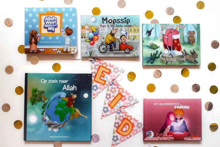 Overzicht islamitische kinderboeken