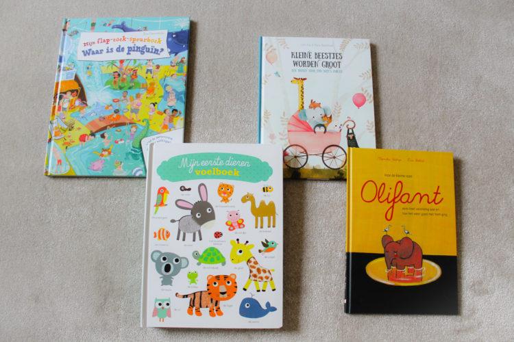 Kinderboeken over dieren