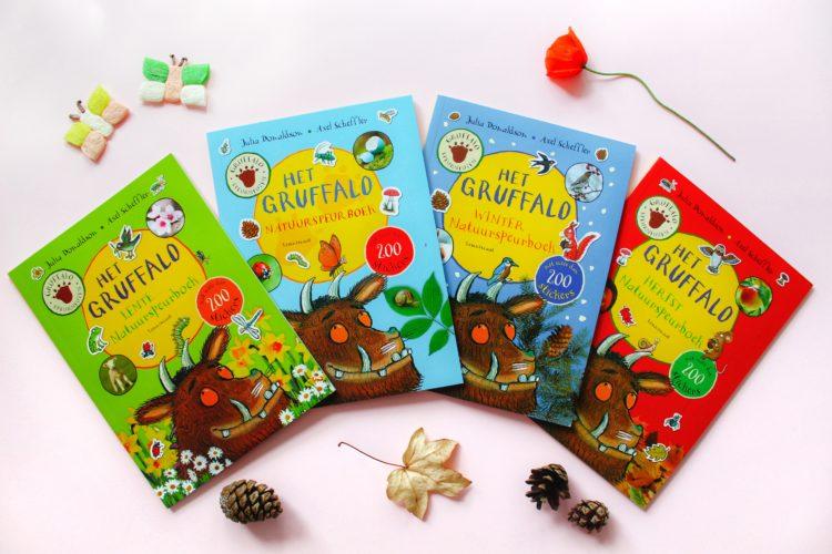 De Gruffalo natuurspeurboeken