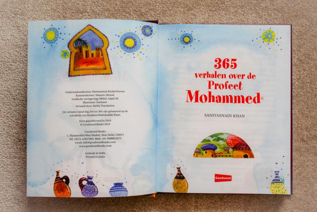 365 verhalen over de Profeet Mohammed