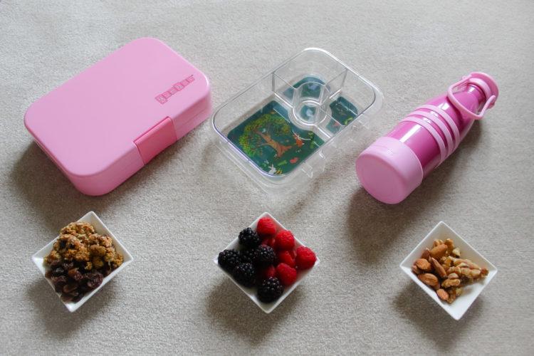 Yumbox - school lunch ideeën