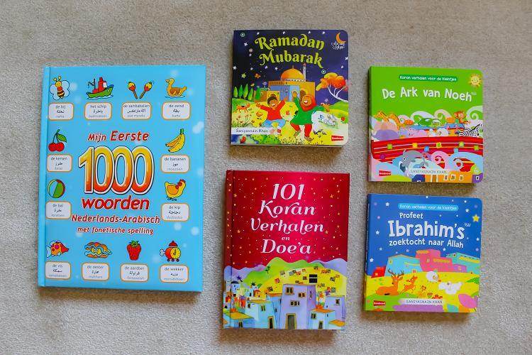 5 islamitische boeken