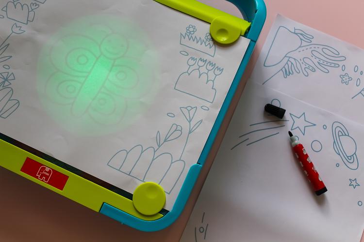 Jumbo Dessineo leren tekenen